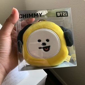 BT21 Chimmy Key Chain